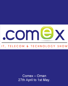Comex – Oman, 27. April – 1. May 2015