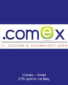 Comex – Oman, 27. April – 1. May 2015