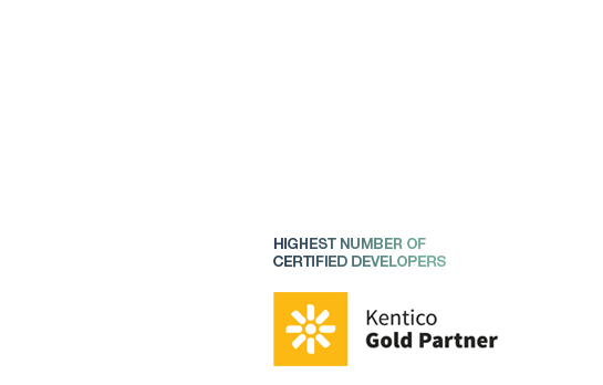 Citytech – Kentico Gold Certified Partner