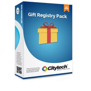 Gift Registry Module