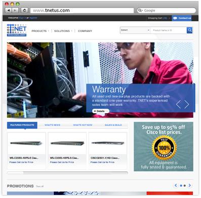 Tnet Technology