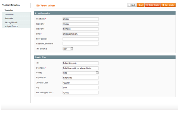 Magento-Customize-Shipping-Module