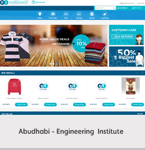 Abudhabi - Engineering  Institute