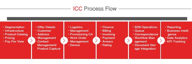 ICC Process Flow