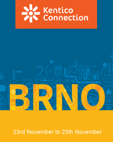 Kentico Connection 2015 – Brno