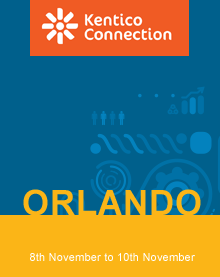 Kentico Connection 2015 – Orlando