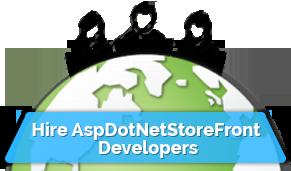 AspDotNetStoreFront banner