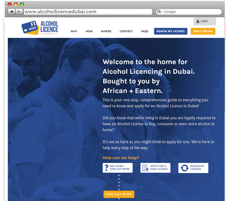 Alcohol Licence Dubai