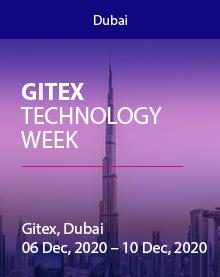 GITEX, Dubai. 06 th December to 10 th December 2020