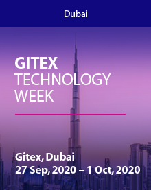 GITEX, Dubai. 27th September to 1st October 2020