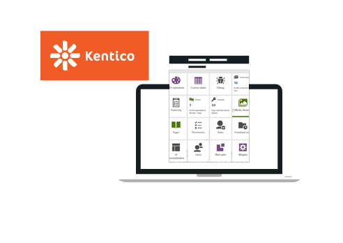 Find expert Kentico developers here