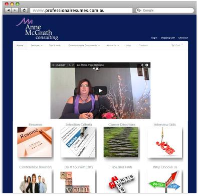 eCommerce_professional_resume