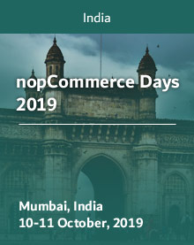 nopCommerce Days  2019